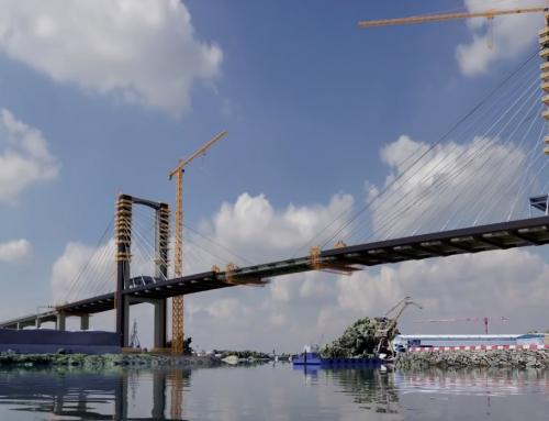 Así se hará la ampliación del Puente del Centenario en Sevilla